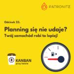 Planning się nie udaje?